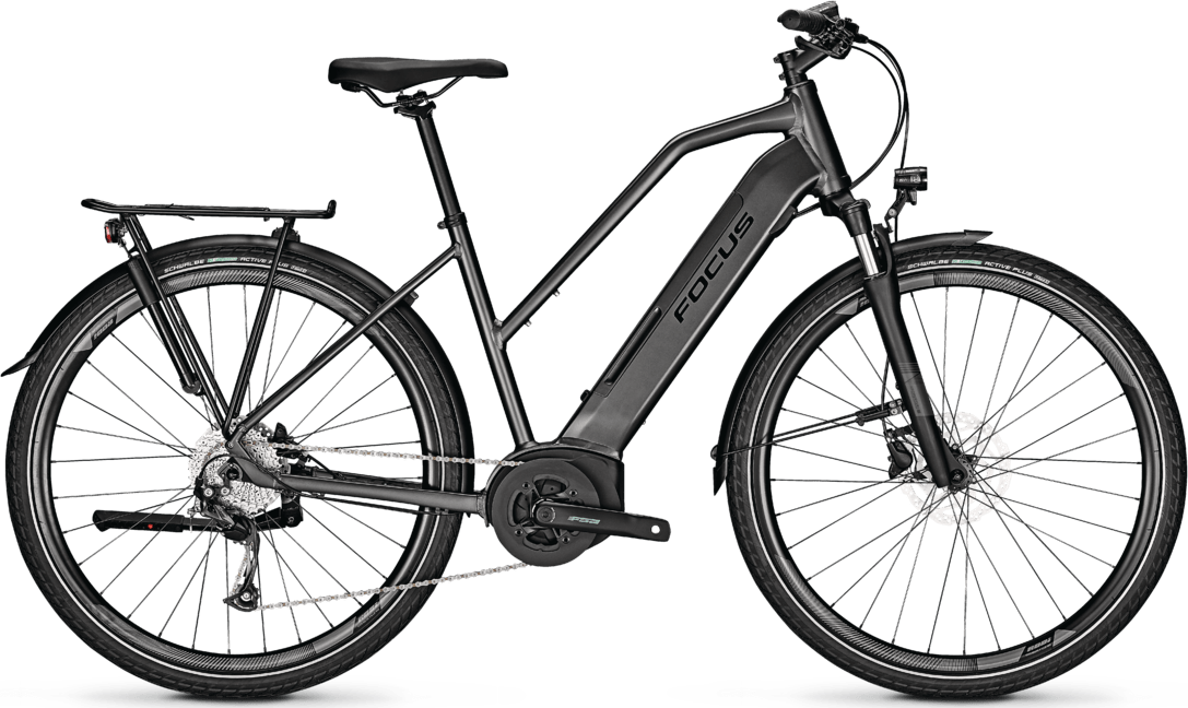 e-bike focus